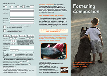 Flyer – Fostering Compassion