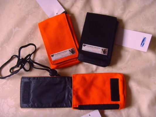 Mobile phone wallets