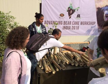 ABC workshop in Agra, 2018